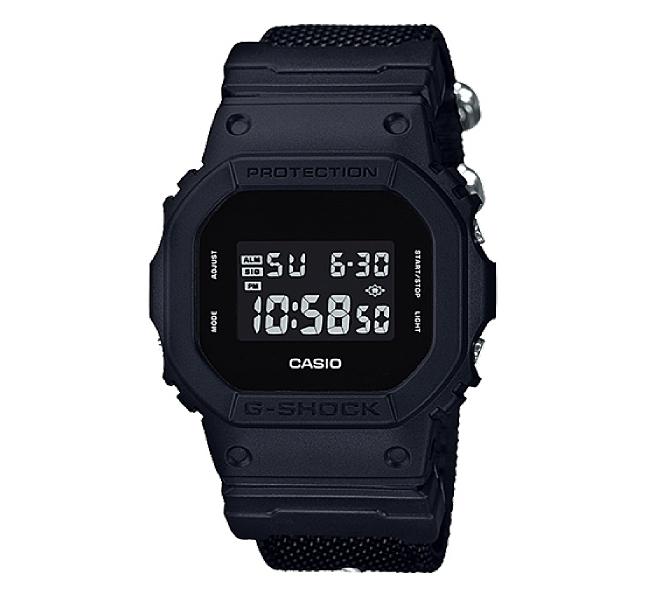 ساعت مچی مردانه جیشاک مدل DW-5600BBN-1DR