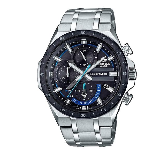 ساعت مچی مردانه کاسیو مدل EQS-920DB-1BVUDF