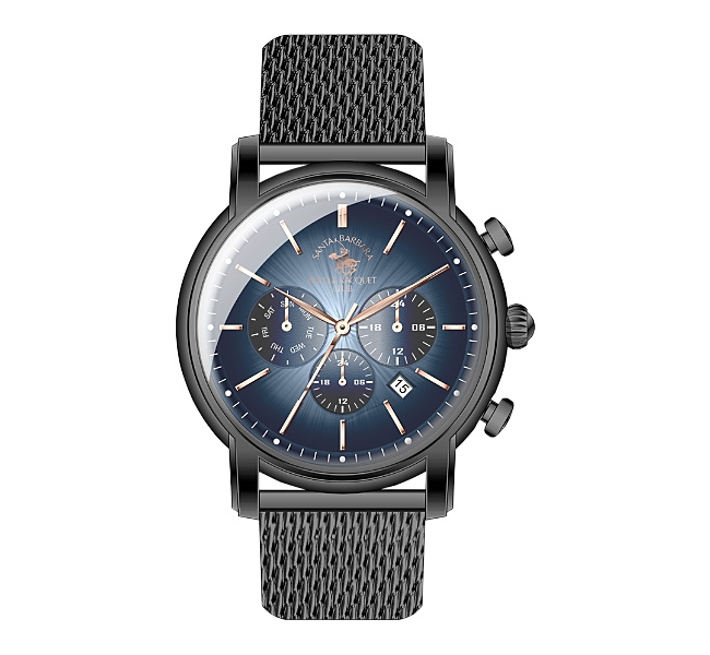 ساعت مچی مردانه پولو مدل SB.1.10084.3