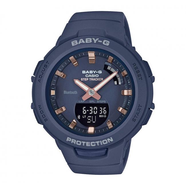 ساعت مچی زنانه بیبی جیشاک مدل BSA-B100-2ADR
