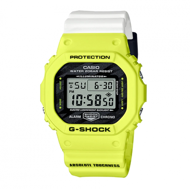 ساعت مچی مردانه جیشاک مدل DW-5600TGA-9DR