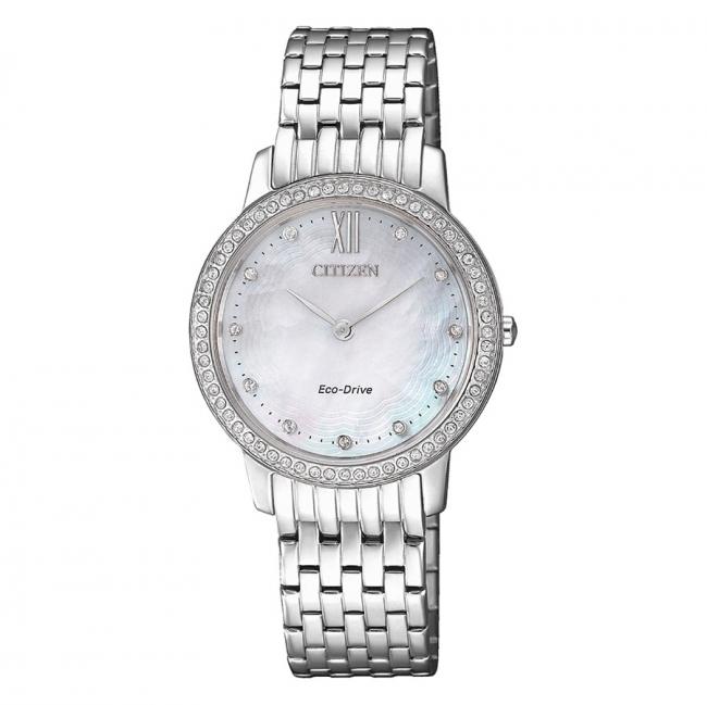 ساعت مچی زنانه سیتیزن مدل EX1480-82D