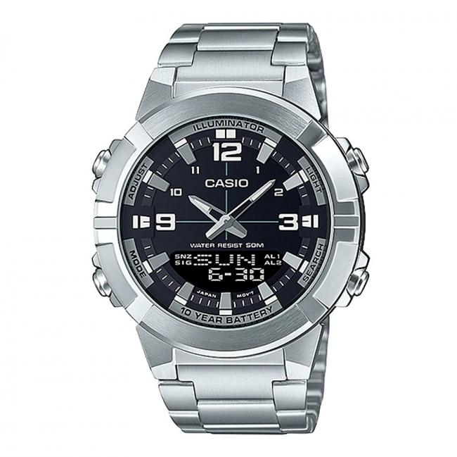 ساعت مچی مردانه کاسیو مدل AMW-870D-1AVDF