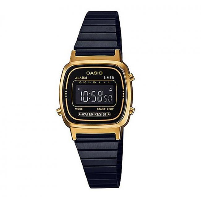 ساعت مچی زنانه کاسیو مدل LA670WEGB-1B