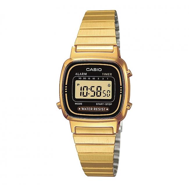 ساعت مچی زنانه کاسیو مدل LA670WGA-1Df