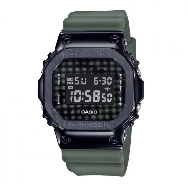 ساعت مچی مردانه جیشاک مدل GM-5600B-3DR