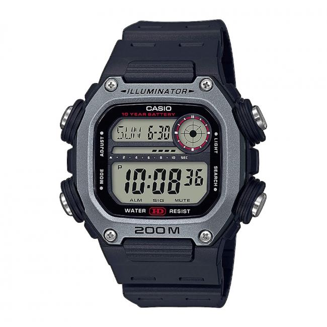 ساعت مچی مردانه کاسیو مدل DW-291H-1AVDF