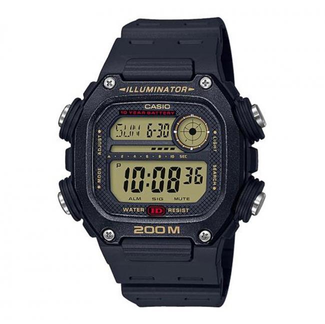 ساعت مچی مردانه کاسیو مدل DW-291H-9AVDF