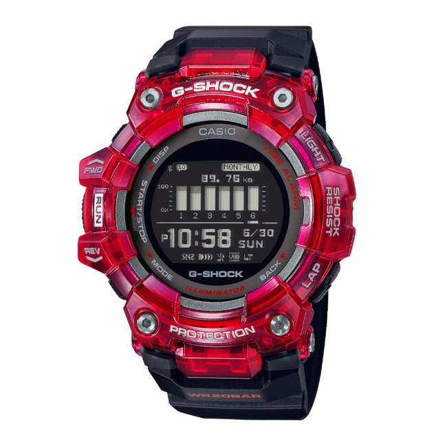 ساعت مچی مردانه جیشاک مدل GBD-100SM-4A1DR