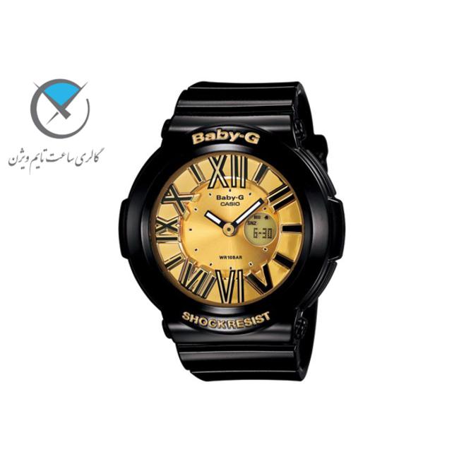 ساعت مچی بیبی جیشاک مدل BGA-160-1BDR