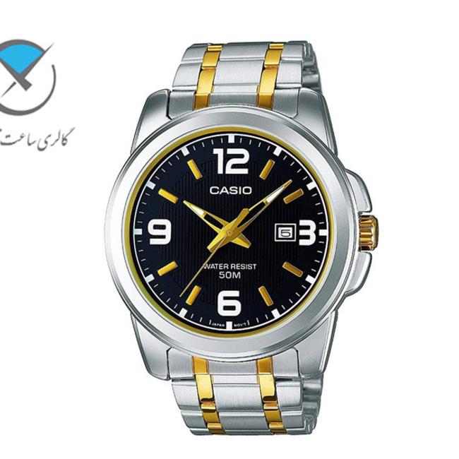 ساعت مچی کاسیو مدل MTP-1314SG-1A