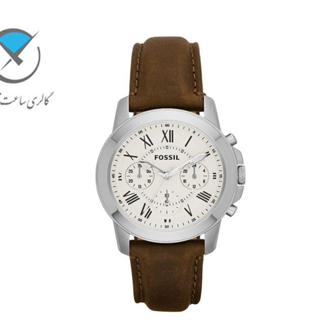 ساعت مچی فسیل مدل FS4839
