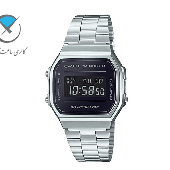 ساعت مچی کاسیو مدل A168WEM-1DF