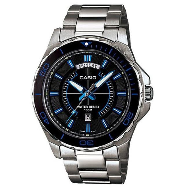 ساعت مچی کاسیو مدل MTD-1076D-1a2