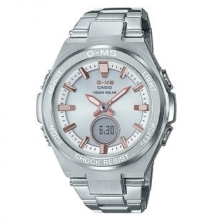 ساعت مچی زنانه بیبی جیشاک مدل MSG-S200D-7A