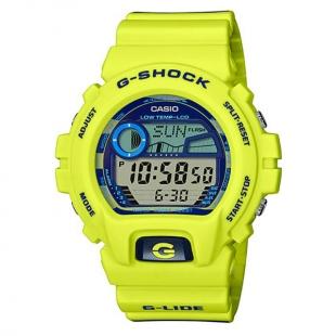 ساعت مچی مردانه جیشاک مدل GLX-6900SS-9DR