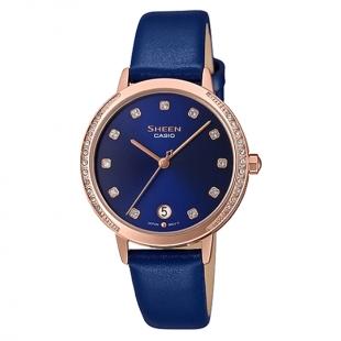 ساعت مچی زنانه کاسیو مدل SHE-4056PGL-2AUDF