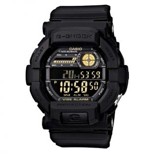 ساعت مچی مردانه جیشاک مدل GD-350-1BDR