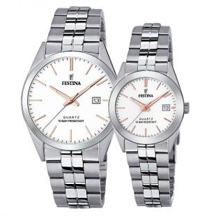 ساعت مچی ست فستینا مدل F20437/A | F20438/A