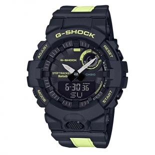 ساعت مچی مردانه جیشاک مدل GBA-800LU-1A1DR