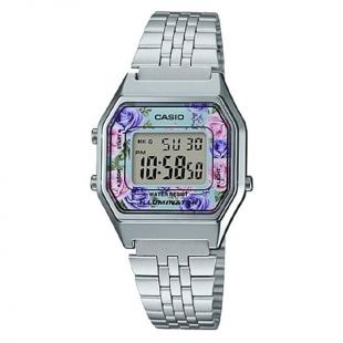 ساعت مچی زنانه کاسیو مدل LA680WA-2CDF