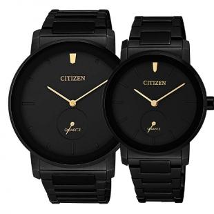 ساعت مچی ست سیتی زن مدل BE9187-53E | EQ9065-50E