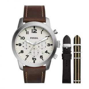 ساعت مچی مردانه فسیل مدل FS5182SET