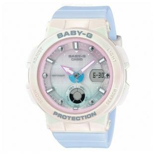 ساعت مچی زنانه بیبی جیشاک مدل BGA-250-7A3DR