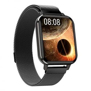 ساعت هوشمند بند استیل