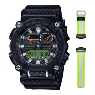 ساعت مچی مردانه جیشاک مدل GA-900E-1A3DR