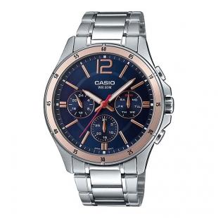 ساعت مچی مردانه کاسیو مدل MTP-1374D-2A2VDF