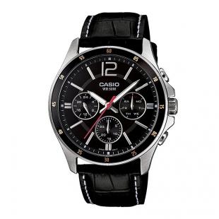 ساعت مچی مردانه کاسیو مدل MTP-1374L-1AVDF