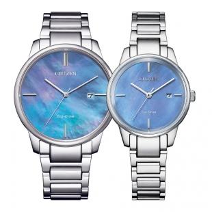 ساعت مچی ست سیتیزن مدل BM7520-88N و EW2590-85N
