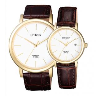 ساعت مچی ست سیتیزن مدل BI5072-01A و EU6092-08A