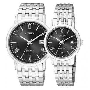 ساعت مچی ست سیتیزن مدل BM6770-51E و EW1580-50E