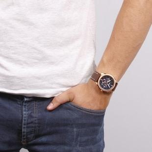 ساعت فسیل مردانه