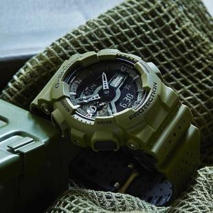 ساعت مچی جیشاک مدل GA-110LP-3ADR