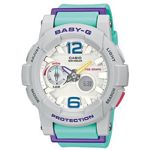 ساعت مچی بیبی جیشاک مدل BGA-180-3BDR