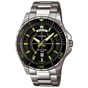 ساعت مچی کاسیو مدل MTD-1076D-1A3