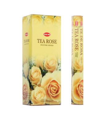 عود چای گل رز HEM