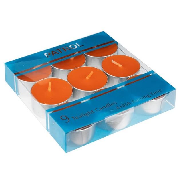 وارمر 9 تایی رنگ نارنجی