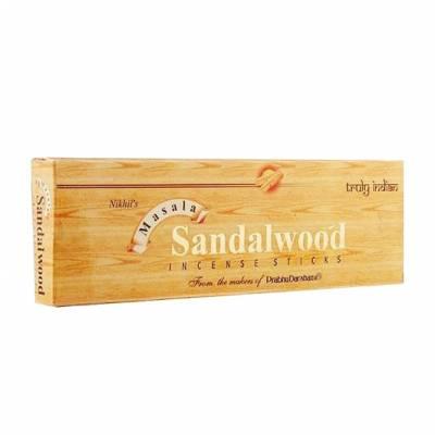 عود دست ساز  چوب صندل Sandal Wood