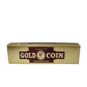 عود دست ساز سکه طلا Gold Coin