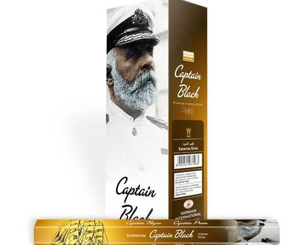 عود کاپیتان بلک Capitan Black