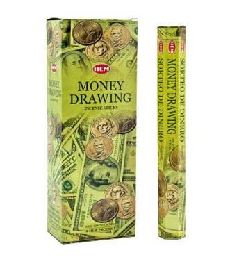 عود Money Drawing