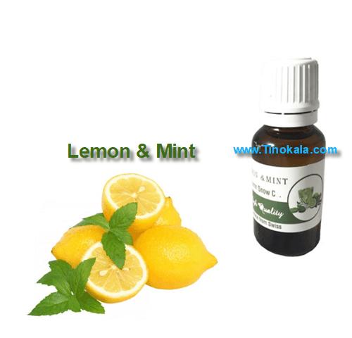 اسانس لیمو و نعناع