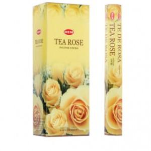 خرید عود چای گل رز HEM