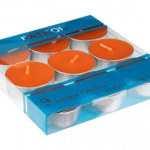 خرید شمع نارنجی