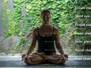 رایحه ها مرتبط با چاکراه ها و مراکز انرژی بدن