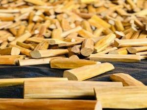 فواید رایحه چوب صندل